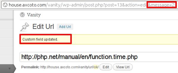 Build a Short URL Service with WordPress Custom Post Types