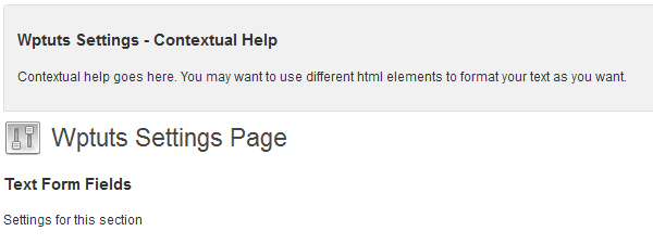 Using The Settings API: Part 1 - Create A Theme Options Page