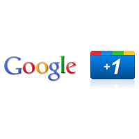 Google plus one 200x200
