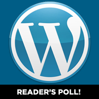 Readers poll wordpress 3.3