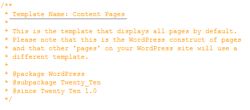 template hierarchy in wordpress - the wordpress theme files execution hierarchy