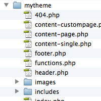 Preview for Organizing and Naming Your Themes' Template Files for Clarity and Convenience