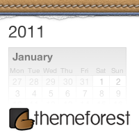 Link toThemeforest yearly roundup! the best wordpress themes of 2011