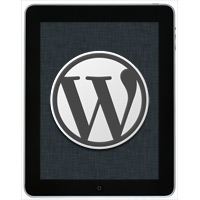 Wordpress ipad
