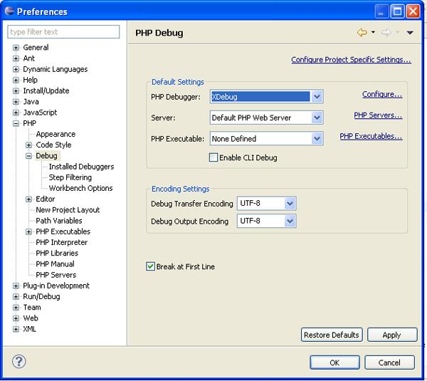 Debugging WordPress Themes and Plugins With Eclipse and Xdebug