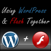Preview for Using WordPress and Flash Together