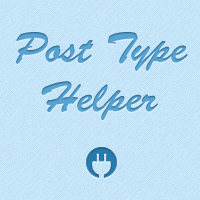 Preview for Custom Post Type Helper Class