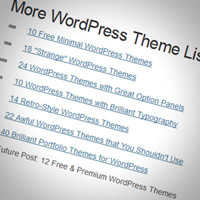 Preview for Adding Post Series Functionality to WordPress With Taxonomies