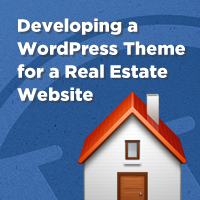Link toDeveloping a wordpress theme for a real estate website