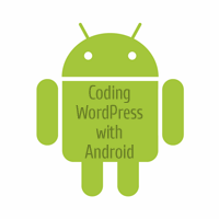 Preview for Coding WordPress With Android