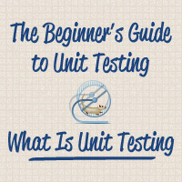 Link toThe beginner's guide to unit testing: what is unit testing?