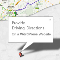 Preview for Give Your Customers Driving Directions With the Google Maps API
