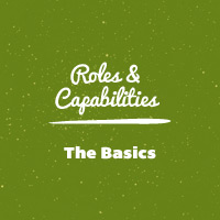 Link toWordpress roles and capabilities: the basics